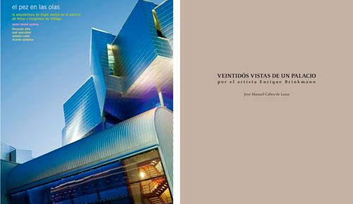 Libros Palacio de Ferias y Congresos de Málaga